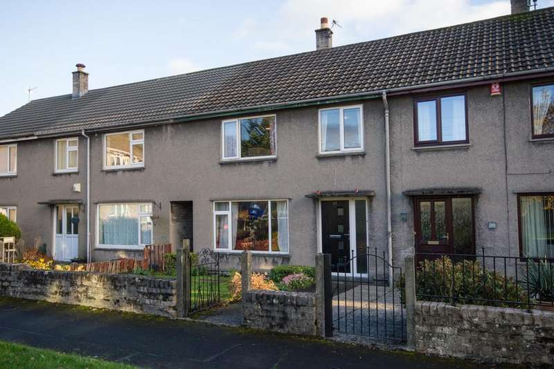 3 Bedrooms Terraced House for sale in Ullswater Road, Kendal, Cumbria