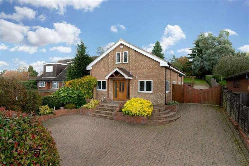 5 Bedrooms Detached House for sale in St Albans Road, St Albans, Hertfordshire