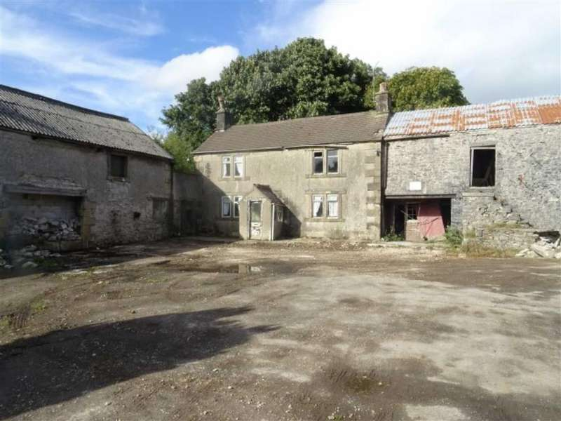 4 Bedrooms Land Commercial for sale in Flagg, Buxton, Derbyshire