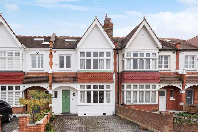 5 Bedrooms House for sale in Hotham Road, Putney