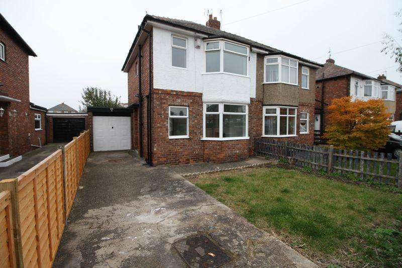 2 Bedrooms Semi Detached House for sale in Lynton Gardens, Darlington