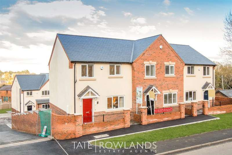 3 Bedrooms Mews House for sale in The Mews, Fron Park Road, Holywell, Flintshire, CH8