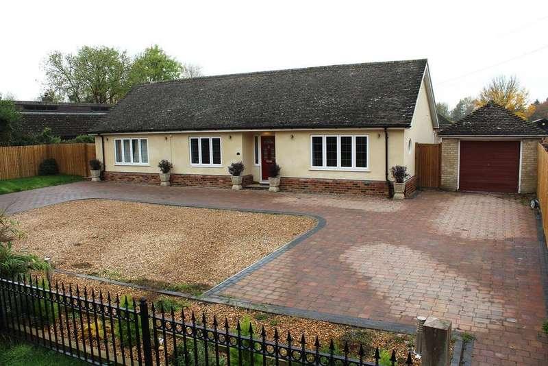 5 Bedrooms Bungalow for sale in Dubbs Knoll Road, Guilden Morden, Royston, SG8