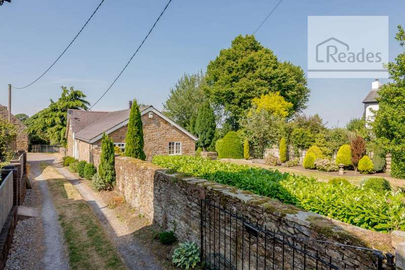 4 Bedrooms Detached Bungalow for sale in Church Road, Northop CH7 6