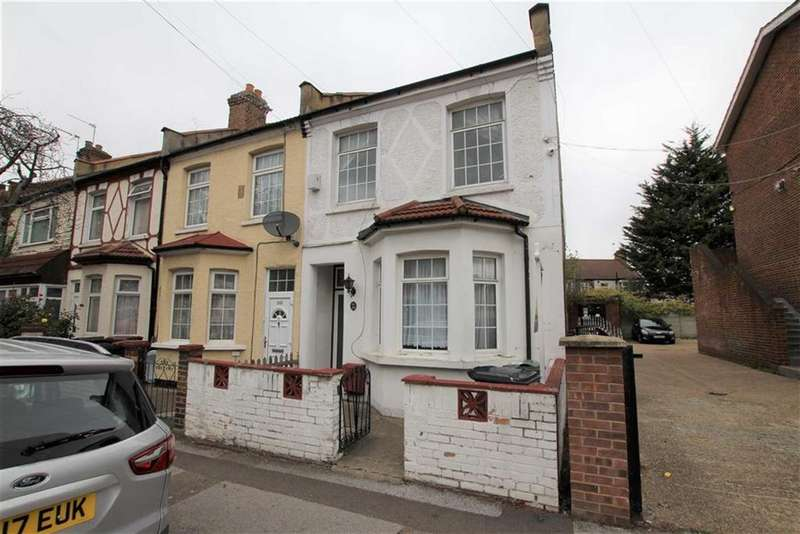 2 Bedrooms End Of Terrace House for sale in Brookscroft Road, Walthamstow, London