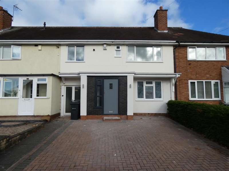 4 Bedrooms Terraced House for sale in Turnley Road, Shard End, Birmingham