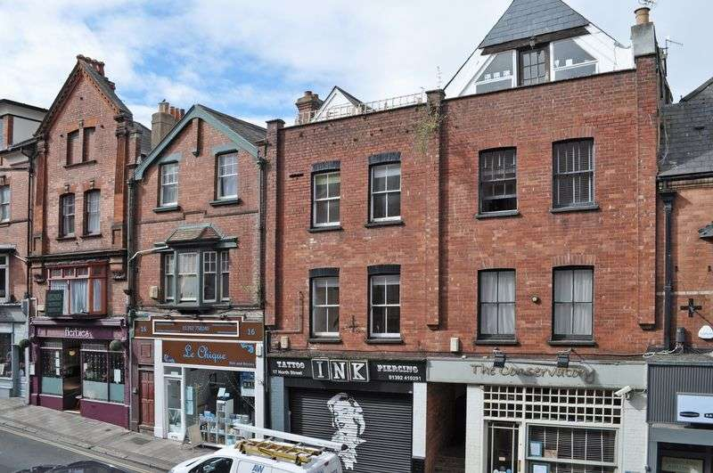 3 Bedrooms Property for sale in North Street, Exeter