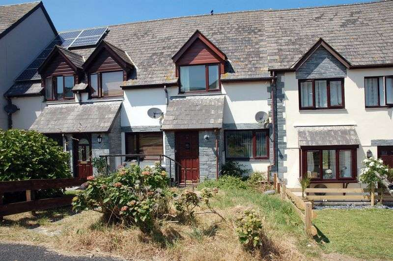 2 Bedrooms Property for sale in Clover Lane Close, Boscastle