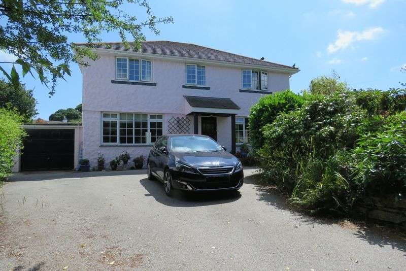 5 Bedrooms Property for sale in School Hill Perranwell Station, Truro