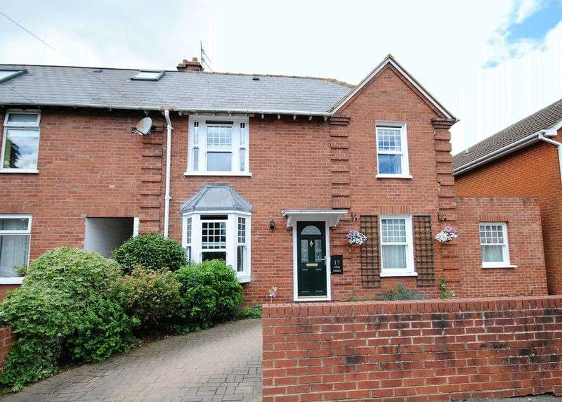 4 Bedrooms Property for sale in Pinces Gardens, Exeter