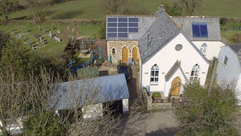 4 Bedrooms Property for sale in Crowden Road Northlew, Okehampton