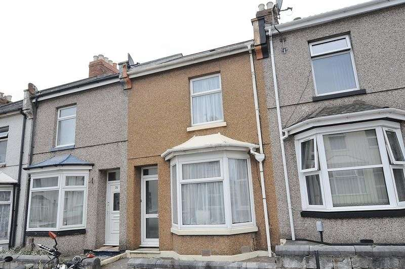 2 Bedrooms Property for sale in Fleet Street Keyham, Plymouth