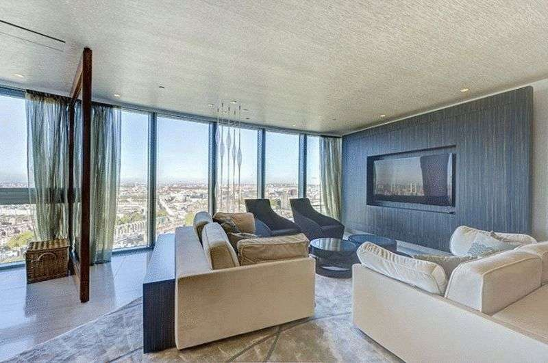 3 Bedrooms Property for sale in The Tower One St George Wharf