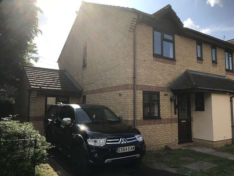 3 Bedrooms End Of Terrace House for sale in Meadow Close, Tamworth Road, Hertford, Hertfordshire, SG13 7EH