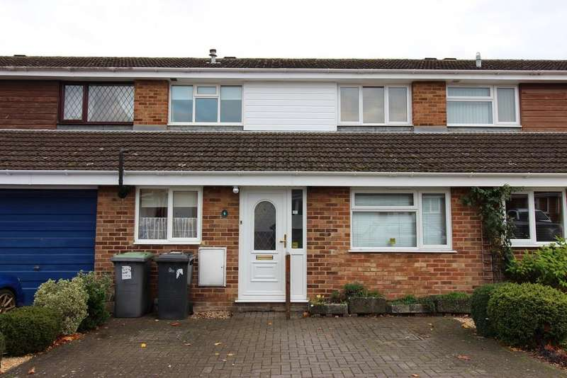 3 Bedrooms Terraced House for sale in Brookmead, Meppershall, SG17