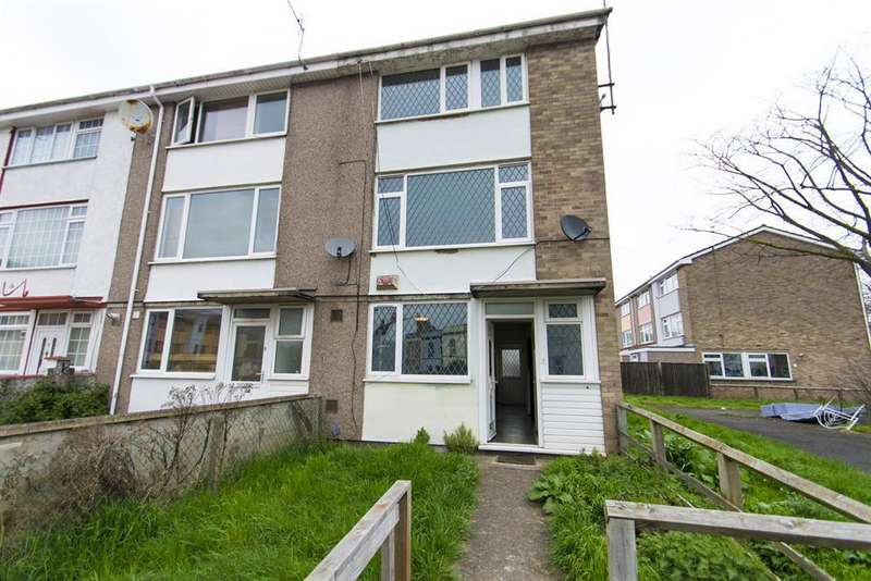 3 Bedrooms End Of Terrace House for sale in Bates Cl City of Bristol , BS5 0UZ