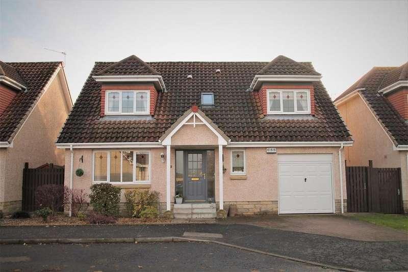 4 Bedrooms Detached House for sale in Globe Park, Broxburn