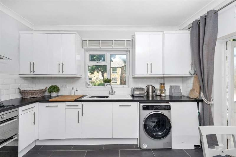 2 Bedrooms Flat for sale in Auckland Hill, London, SE27