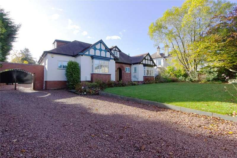 4 Bedrooms Detached House for sale in Colquhoun Drive, Bearsden