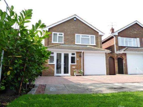 4 Bedrooms Detached House for sale in London Road, Dunstable LU6