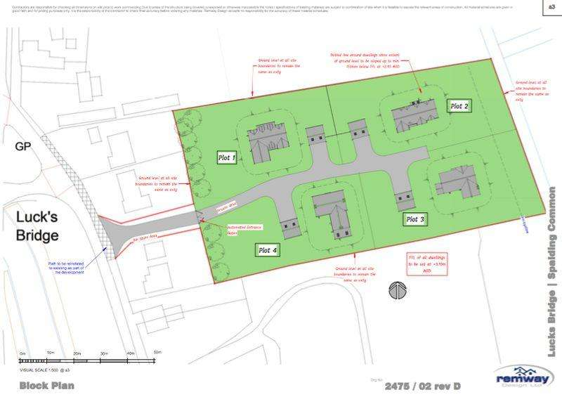 Land Commercial for sale in South Drove Off Littleworth Drove, Spalding