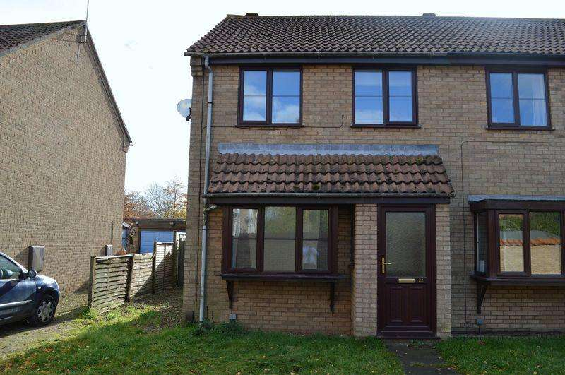 3 Bedrooms Semi Detached House for sale in Blacks Close, Waddington