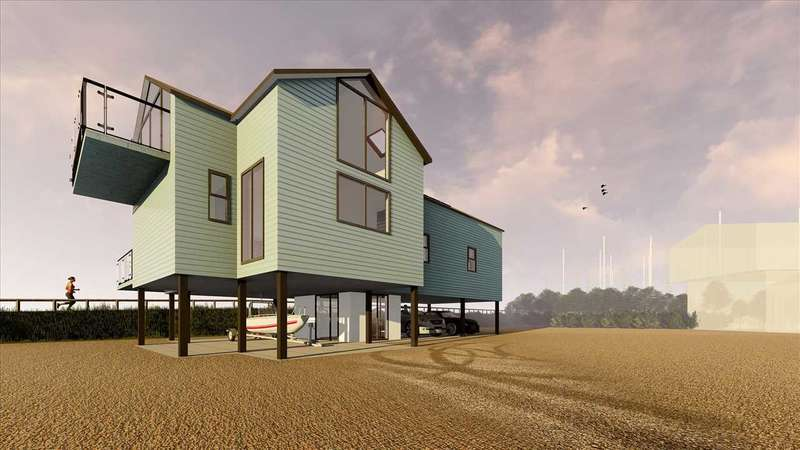 Land Commercial for sale in Building Plot, The Ferry, Old Felixstowe