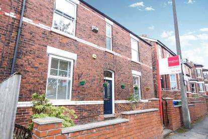 5 Bedrooms Semi Detached House for sale in Church Lane, Marple, Stockport, Cheshire
