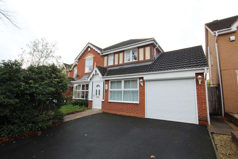 4 Bedrooms Detached House for sale in Paget Road, Birmingham, B24 0JZ