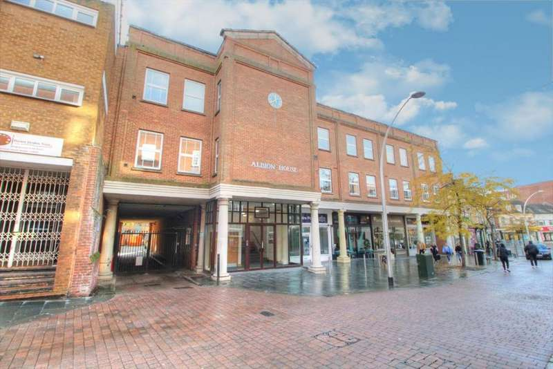 2 Bedrooms Apartment Flat for sale in Albion House, 14-18 Lime Street, MK40 1LD