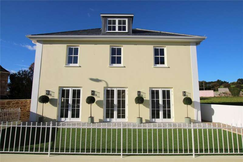 4 Bedrooms Detached House for sale in La Rue Du Hocq, St. Clement, Jersey, JE2
