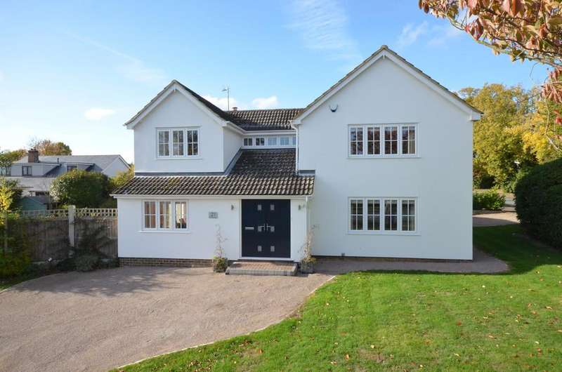 4 Bedrooms Detached House for sale in Roots Lane, Wickham Bishops, CM8 3LS