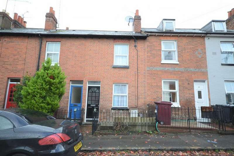 2 Bedrooms Terraced House for sale in Chesterman Street, Reading