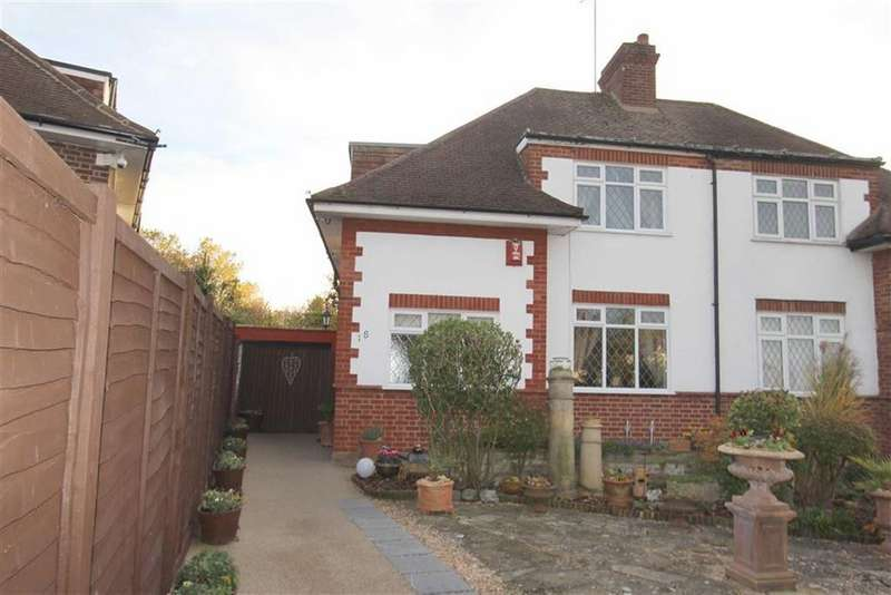 3 Bedrooms Semi Detached House for sale in Amesbury Drive, North Chingford, London