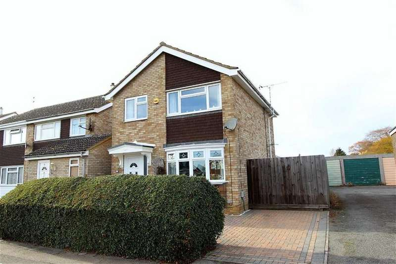 3 Bedrooms Detached House for sale in Kiteleys Green, Leighton Buzzard