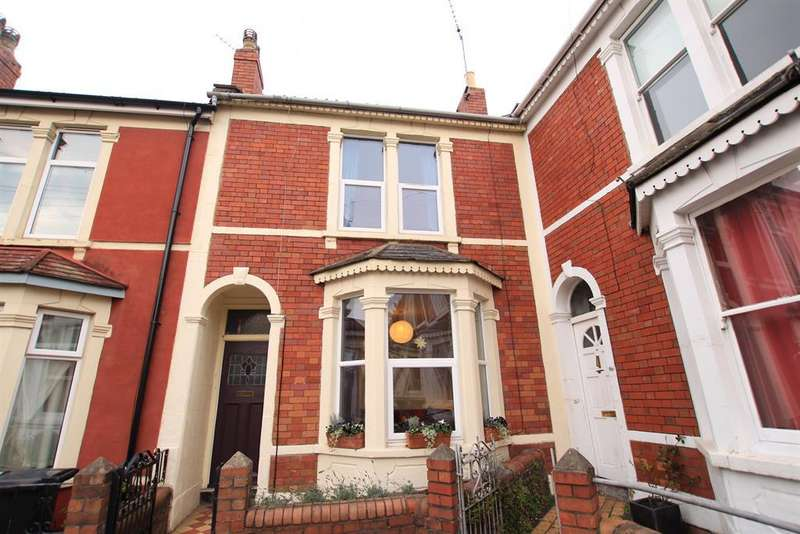 2 Bedrooms Terraced House for sale in Bruce Avenue, Bristol, BS5 6EF