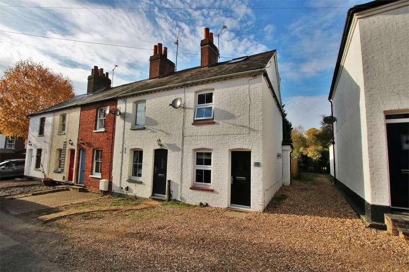 3 Bedrooms End Of Terrace House for sale in Mount Pleasant, WOKINGHAM, Berkshire