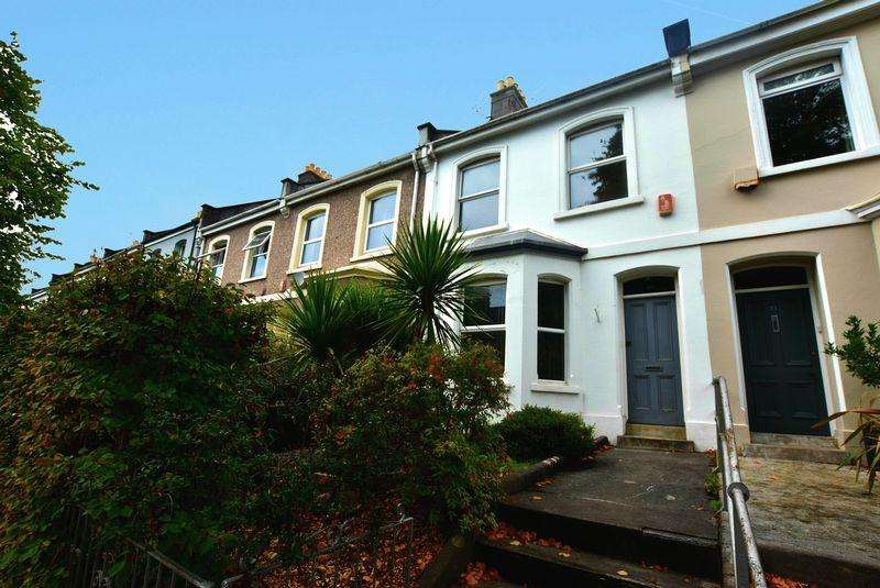 3 Bedrooms Terraced House for sale in Wilton Street Plymouth