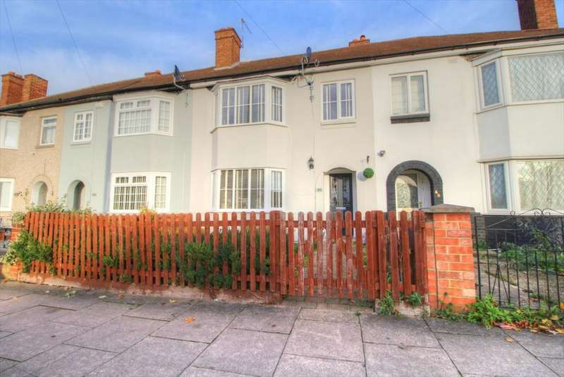 3 Bedrooms Terraced House for sale in Broad Avenue, Bedford, MK42