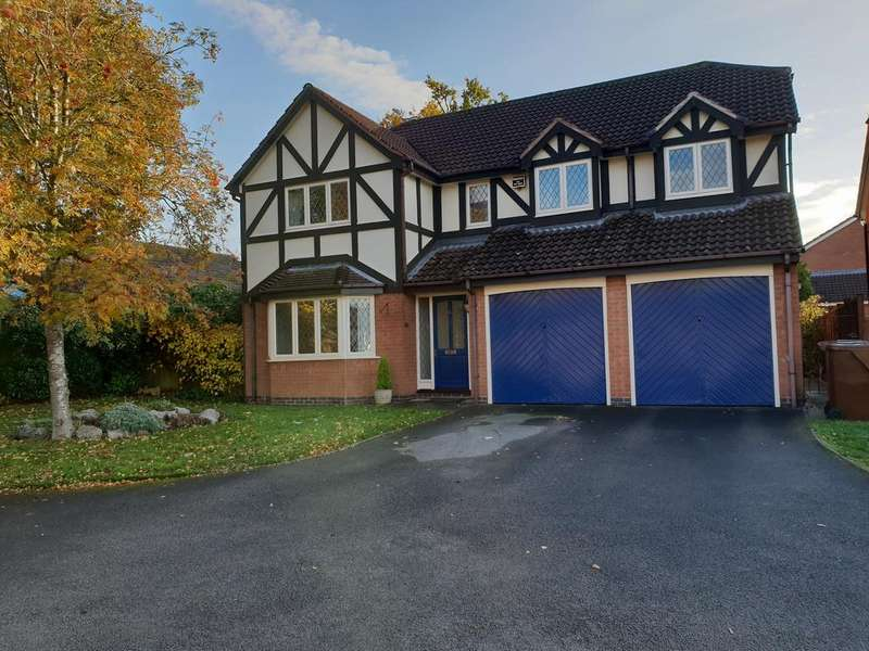 5 Bedrooms Detached House for sale in Richmond Close, Hollywood
