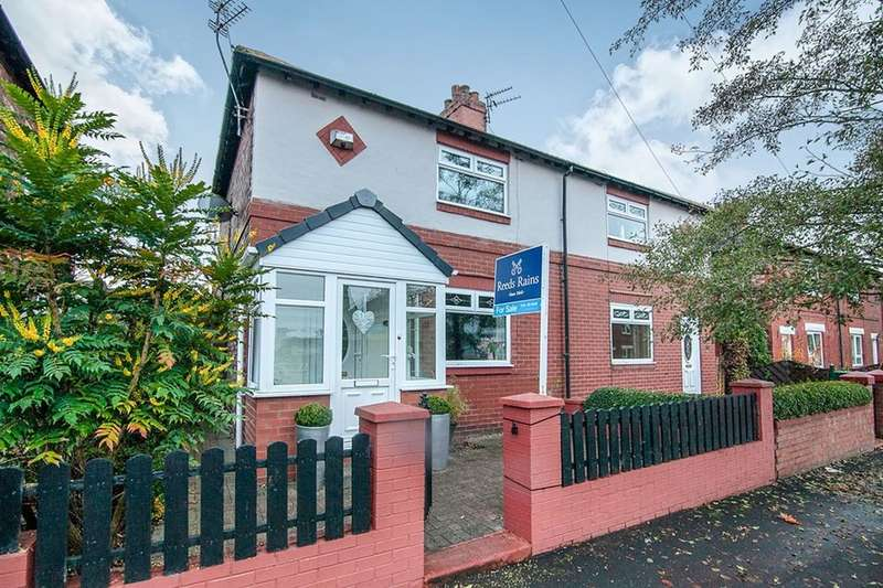 3 Bedrooms Semi Detached House for sale in Southcliffe Road, Reddish, Stockport, SK5