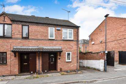 2 Bedrooms Semi Detached House for sale in Markeaton Street, Derby, Derbyshire