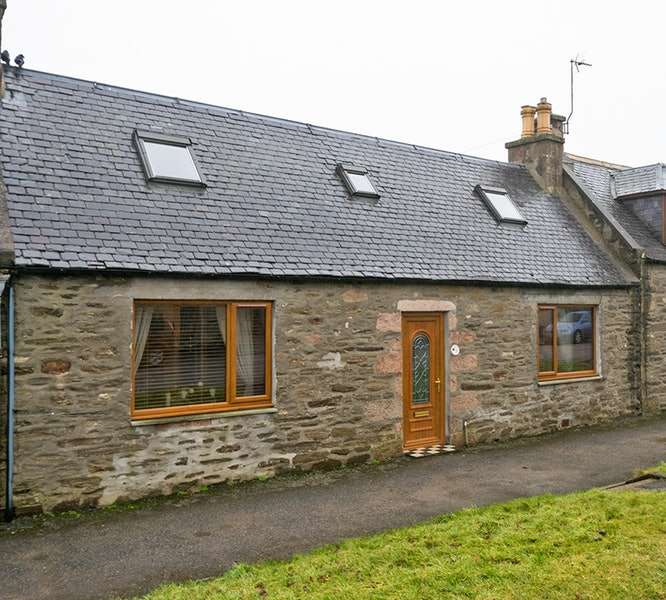4 Bedrooms Terraced House for sale in Main Street, Keith, Banffshire, AB55