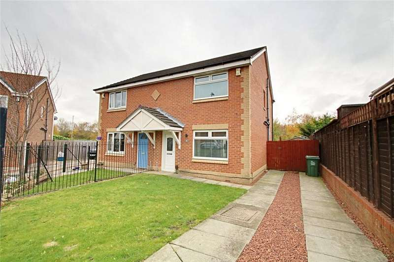 3 Bedrooms Semi Detached House for sale in Camellia Crescent, Norton
