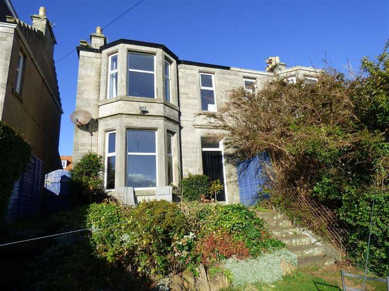 3 Bedrooms Semi Detached House for sale in Orchard Park, Crail