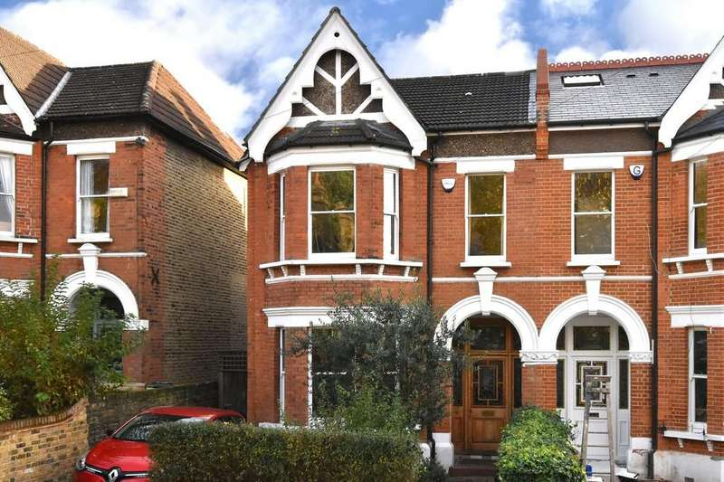 4 Bedrooms Semi Detached House for sale in Lowther Hill SE23