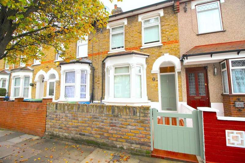 2 Bedrooms Terraced House for sale in Cheddington Road, Edmonton, N18