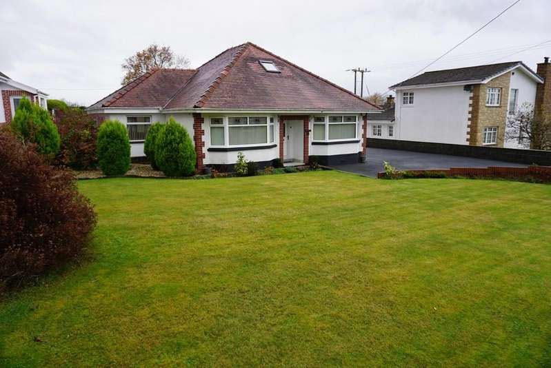 4 Bedrooms Detached Bungalow for sale in Heol Y Neuadd, Tumble