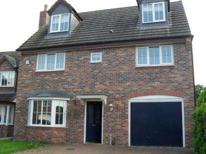 4 Bedrooms Detached House for sale in Bromley Close, Liverpool, Merseyside, L26