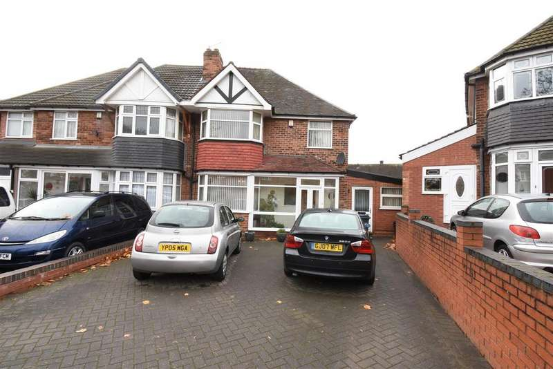 3 Bedrooms Semi Detached House for sale in Radstock Avenue, Hodge Hill, Birmingham